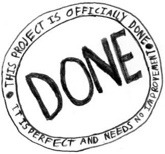 Official Seal of Done